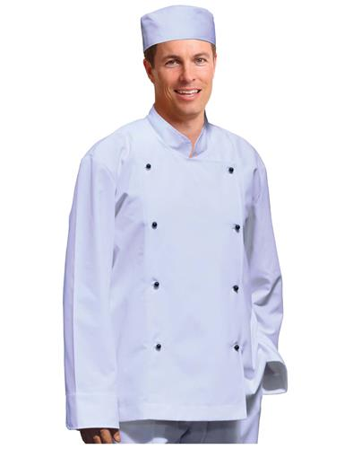Traditional Chef's Long Sleeve Jacket